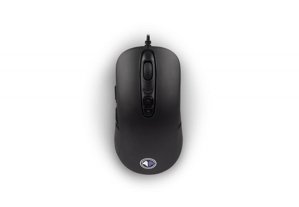 Millenium MO1 Gaming-Maus Kabelgebunden, optisch, 7 Tasten, 4000 DPI