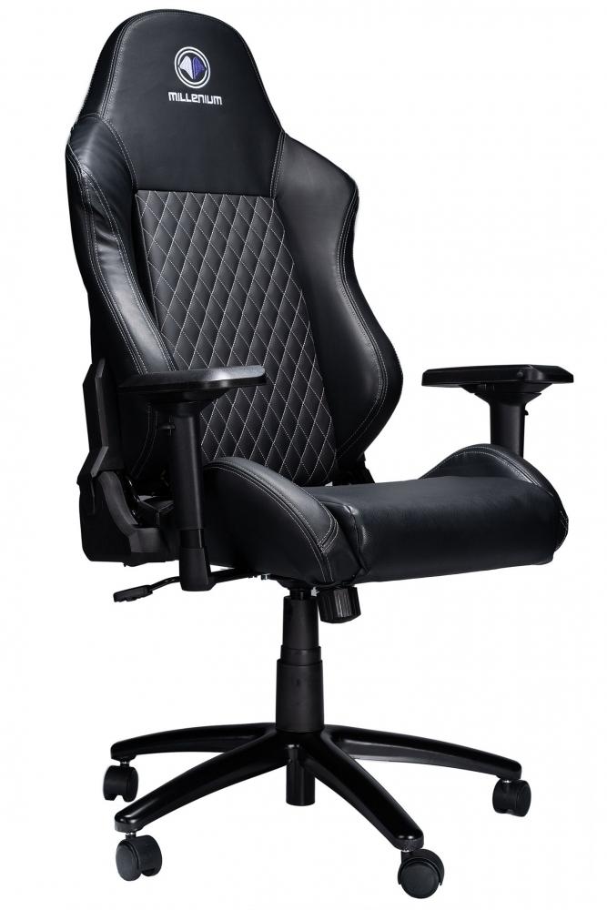 Millenium G1-MGC Gaming Chair schwarz