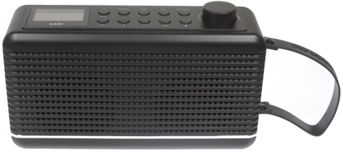 sky vision DAB 30 S DAB+ und UKW Radio & BT Lautsprecher