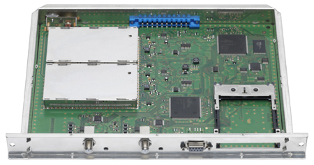 GSS HDM 2380 P CI Stereo-Satelliten-Doppelempfangscassette