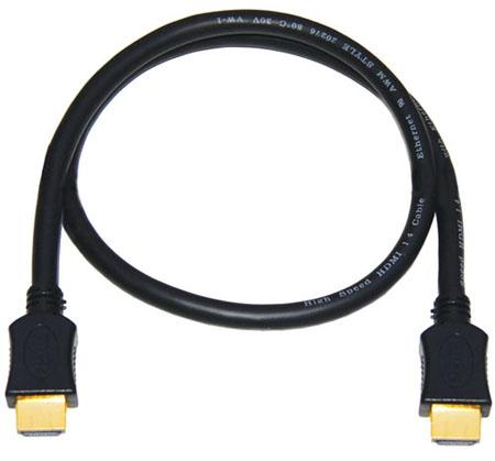 sky vision HDMI Kabel + Ethernet 3 m, vergoldet