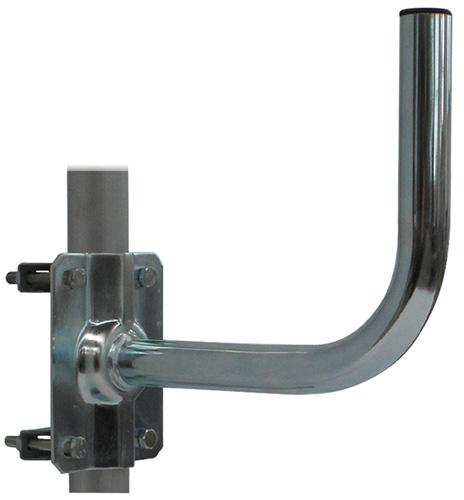 SET-ONE Stahl Mastausleger mit 30 mm Durchmesser