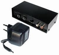 Transmedia CVS 908 Phono-Mic-Verstärker+ Netzteil