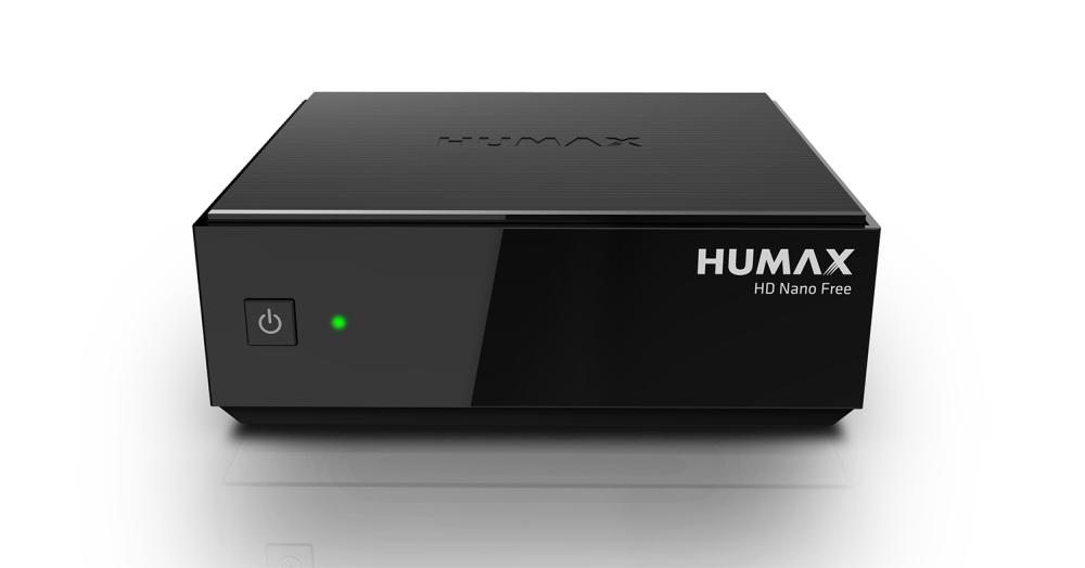 Humax Nano Free HDTV Satellitenreceiver