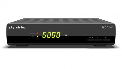 sky vision 280 C-HD HDTV Kabelreceiver