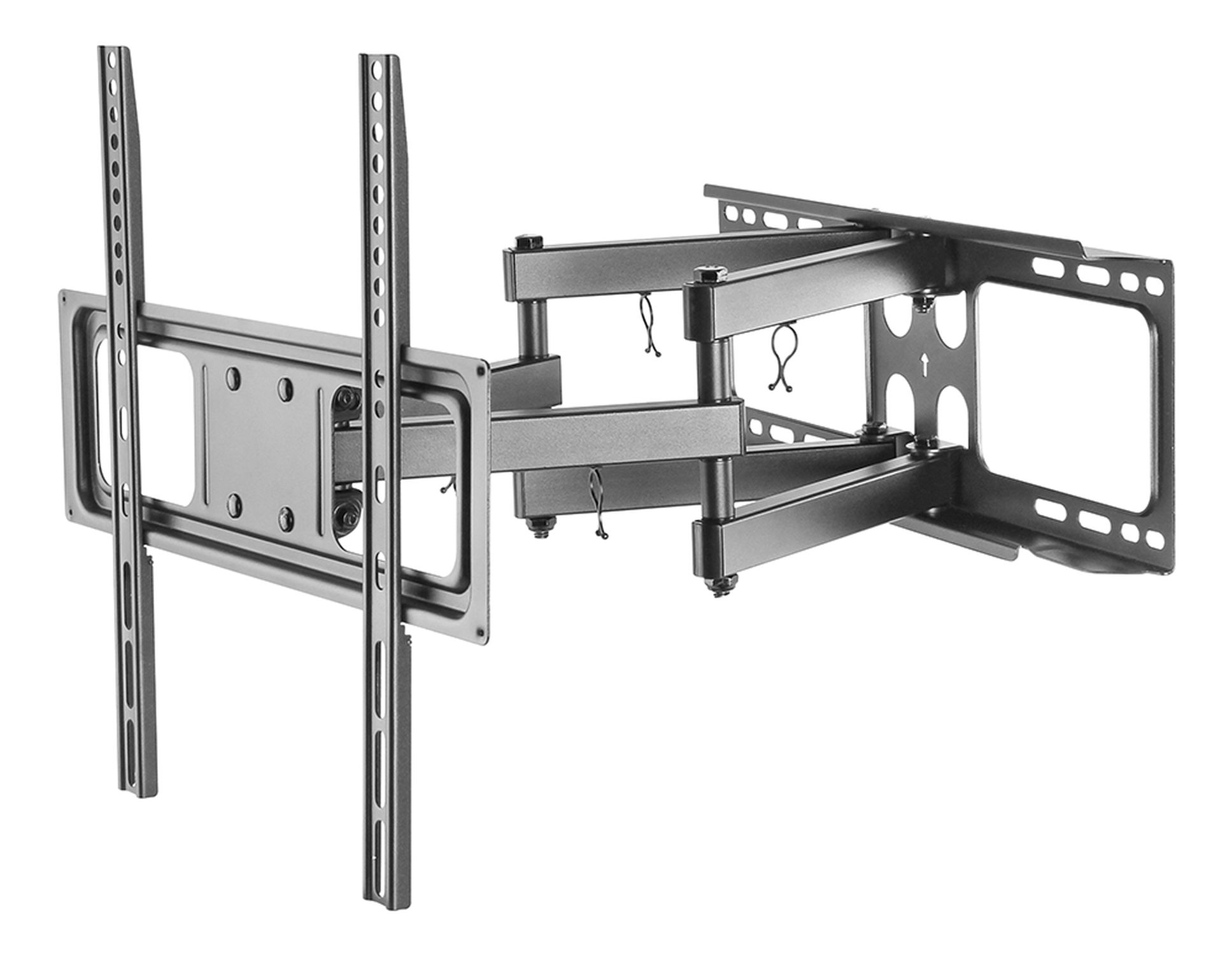 Deltaco ARM-1202 Wandhalterung voll beweglich, für TV/Monitor 32-55 Zoll