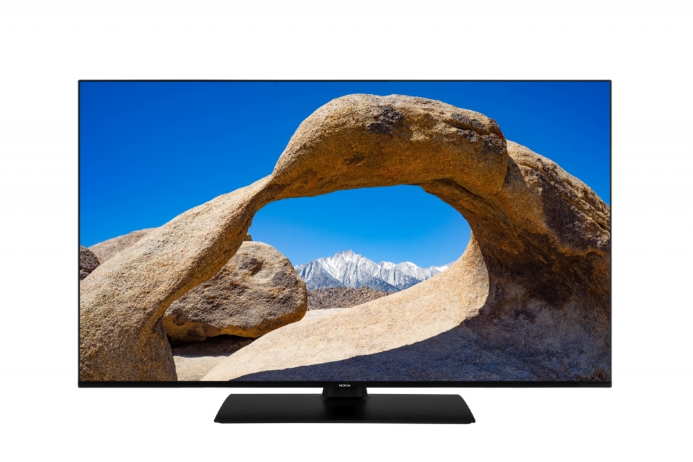 Nokia Smart TV 4300A UHD Fernseher mit Android TV 43 Zoll