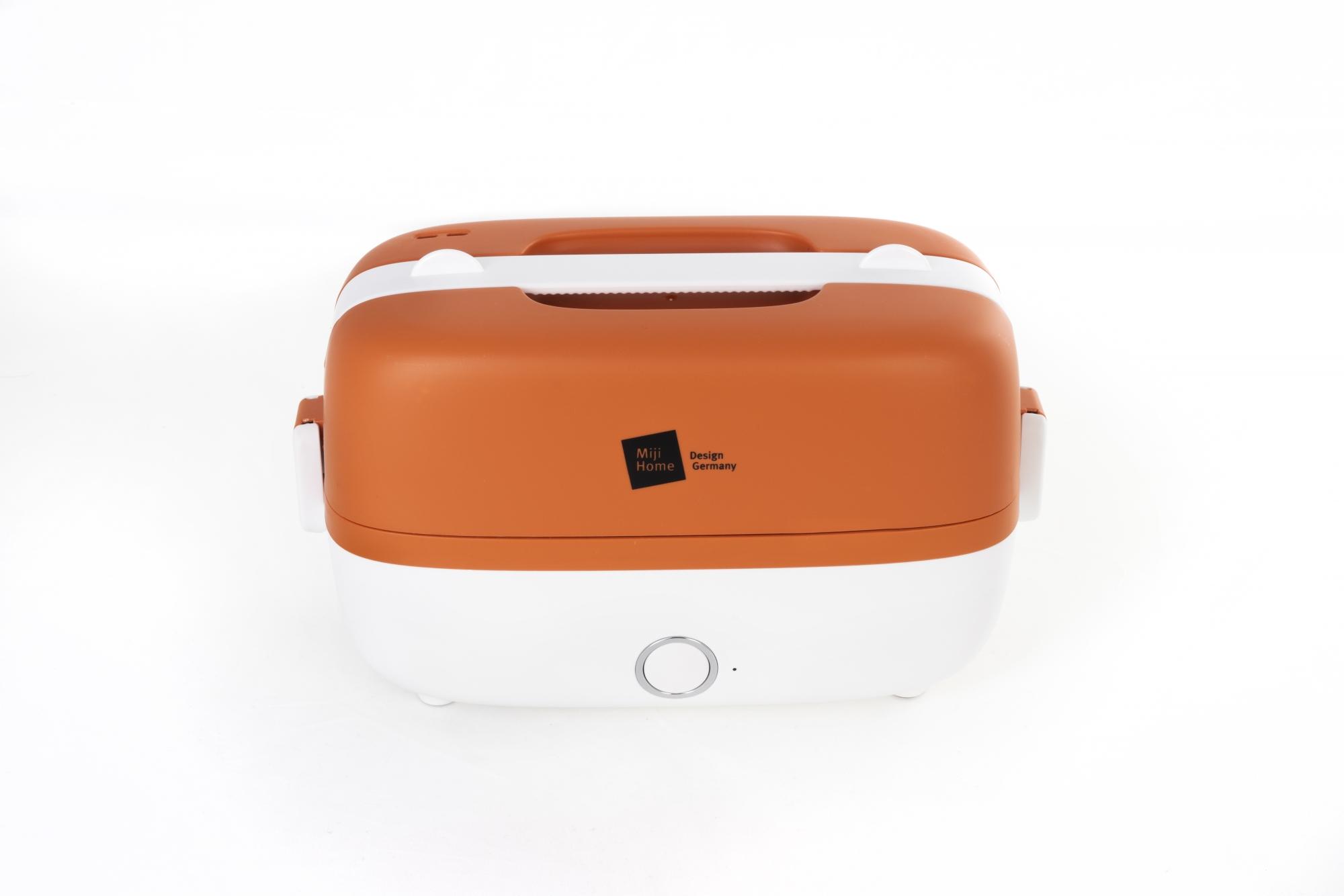 Miji Cookingbox One Orange/White Mobile elektronische Kochbox