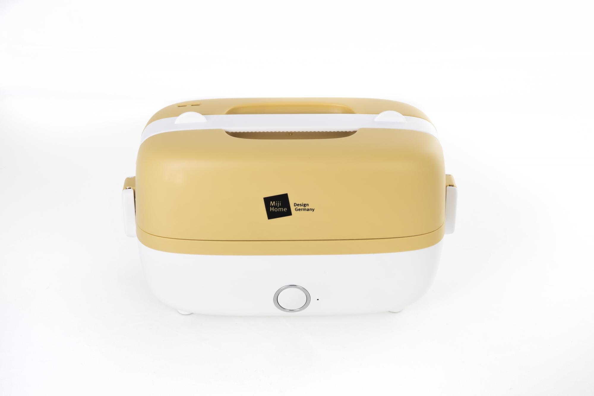 Miji Cookingbox One Sand/White Mobile elektronische Kochbox