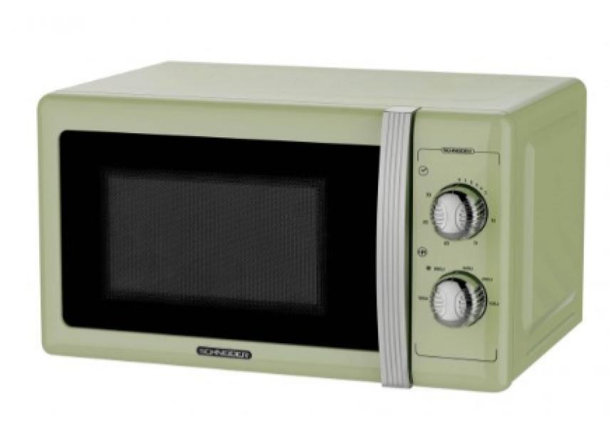 Schneider SMW20VGA Mikrowelle 20L grün