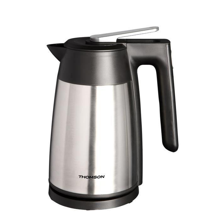 THOMSON THKE08072 Wasserkocher mit Thermoskanne  1,7 L