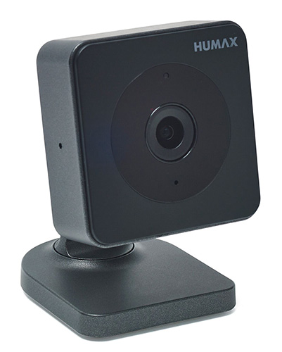 Humax EYE - IP CAM WLAN Kamera mit Cloudspeicher