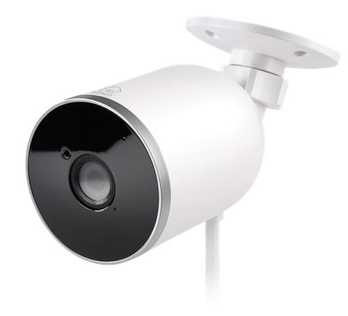 Deltaco SH-IPC04 SMART HOME IP Kamera, 1080p, IP65