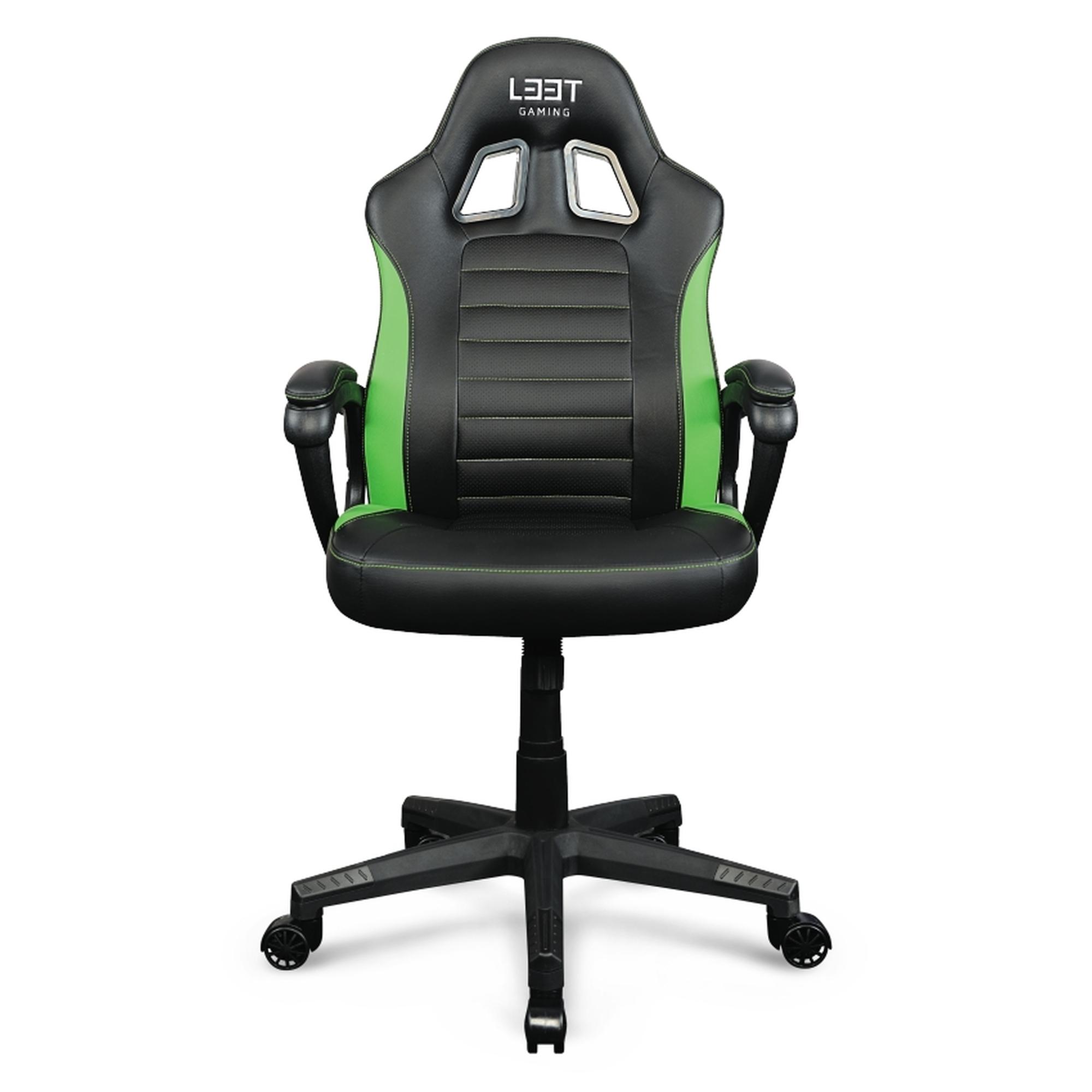L33T Encore Gaming Chair Grün